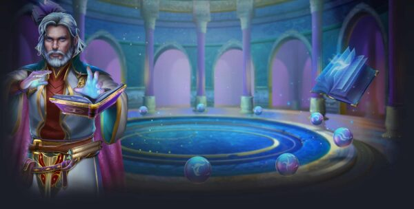 Rise of Merlin – Game Free Spins no Deposit 2020 – 1xSlots