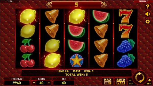 Grand Fruits – Game Free Spins no Deposit 2020 – 1xSlots
