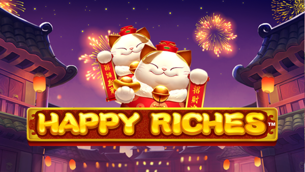 Happy Riches – Game Free Spins no Deposit 2020 – 1xSlots