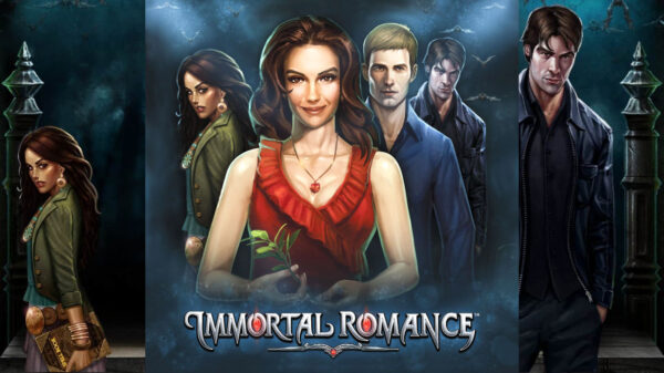 Immortal Romance – Game Free Spins no Deposit 2020 – 1xSlots