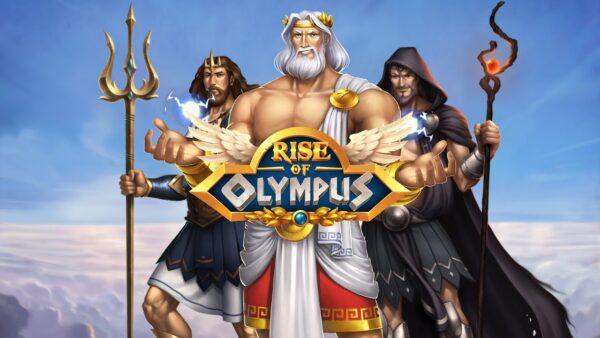 Rise of Olympus – Game Free Spins no Deposit 2020 – 1xSlots