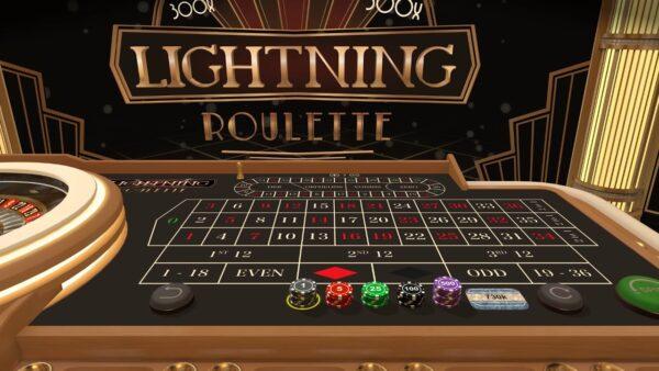 Lightning Roulette – Game Free Spins no Deposit 2020 – 1xSlots