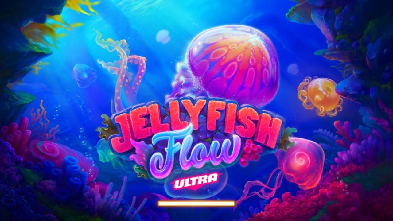 Jellyfish Flow – Slot Free Spins no Deposit 2020 – 1xSlots