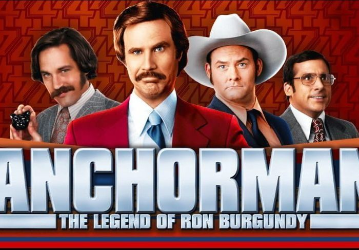 Anchorman: The Legend of Ron Burberry – Game Free Spins no Deposit 2020 – 1xSlots