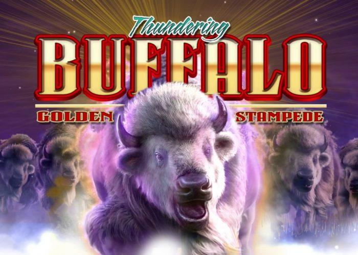 Thundering Buffalo Jackpot Dash – Game Free Spins no Deposit 2020 – 1xSlots