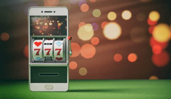 Mobile version of the online casino