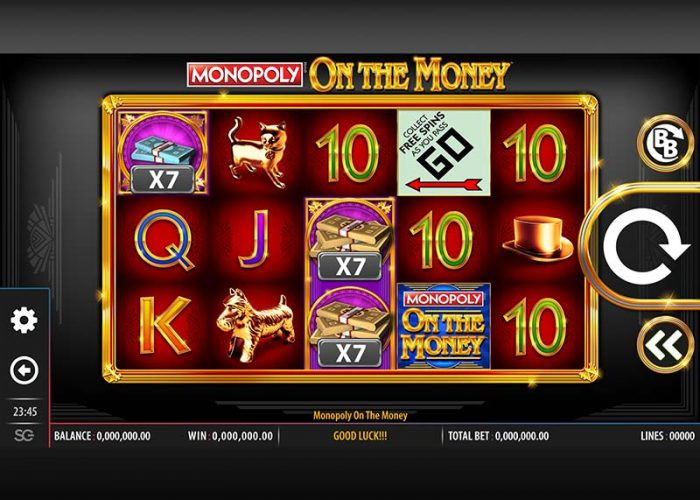 Monopoly Money In Hand – Game Free Spins no Deposit 2020 – 1xSlots